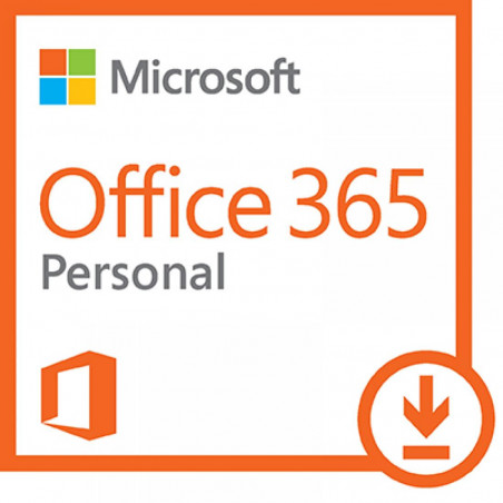 Licencia Microsoft Office 365 Personal - Activation card - Windows / MacOS - Spanish - QQ2-01053
