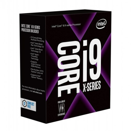 CORE I9-9900X 3.5GHZ 19.25MB CACHE LGA2066