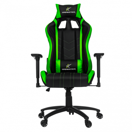 Silla Gamer Dragster GT400 Electric Green