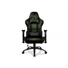 Silla Profesional Gamer Cougar Armor One X Verde Gaming Chair