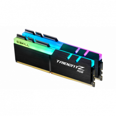 Memoria Ram G.SKILL TridentZ RGB Series 16GB (2 x 8GB) 288-Pin DDR4 3200Mhz (PC4 25600)