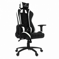 Silla Gamer Profesional Dragster GT400 SNOW WHITE