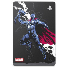 Disco Duro Externo 2TB SEAGATE Game Drive Marvel's Avengers - Thor Edition